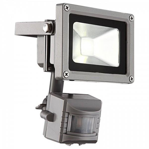 Уличный светильник c датчиком движения