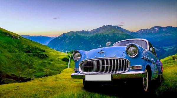Анализ рынка автотранспорта