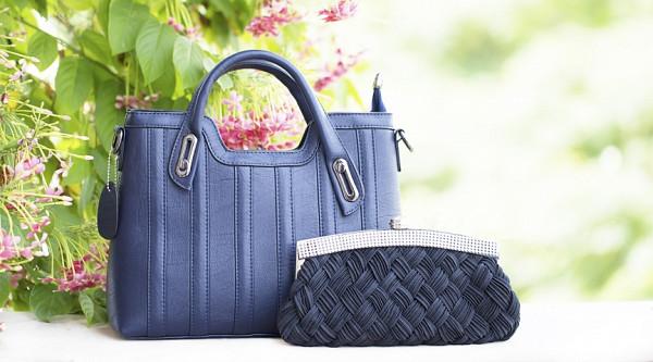 Сочетание сумки с одеждой