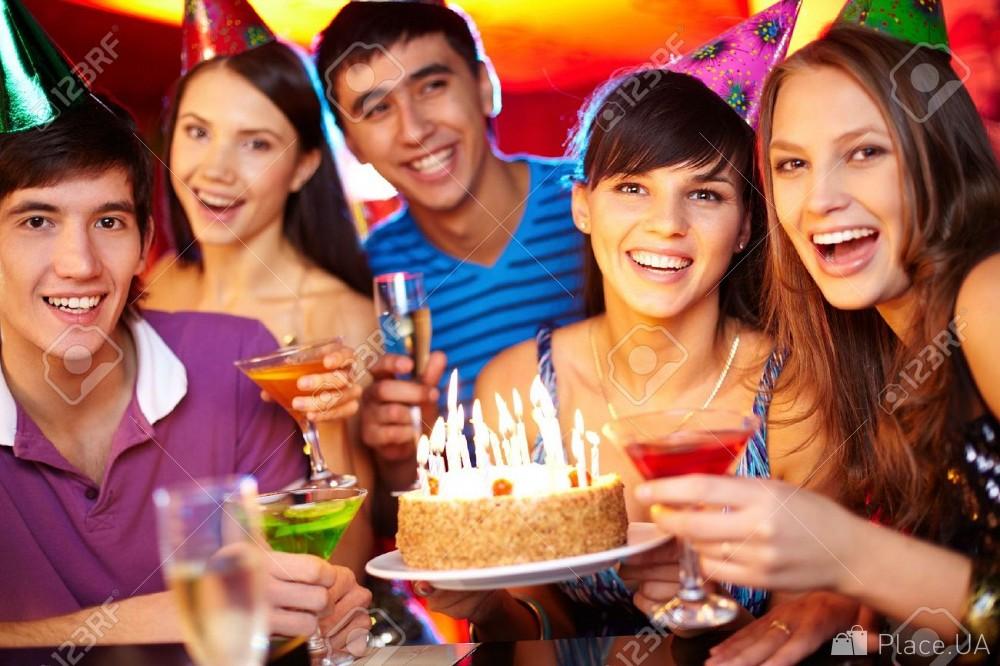 Где можно провести день рождения с друзьями