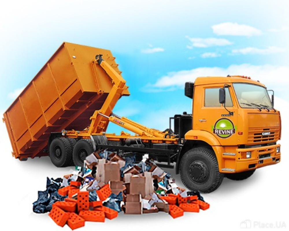 Вавоз строительного мусора симферополь