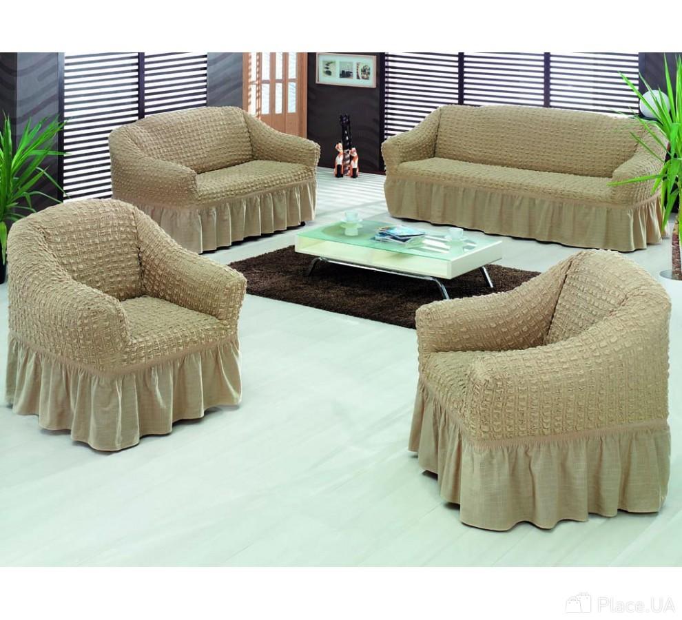 Накидки на угловой диван и кресла своими руками фото 47