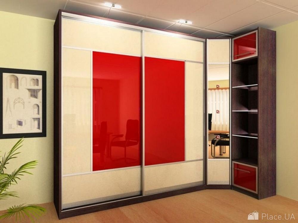 Шкафы купе прямые, шкафы купе угловые, встроенные шкафы под .