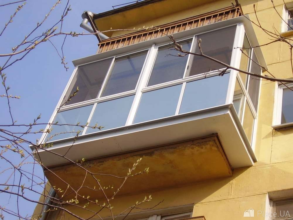 """Расширение, вынос балкона и лоджии во владивостоке - """"теплый."""