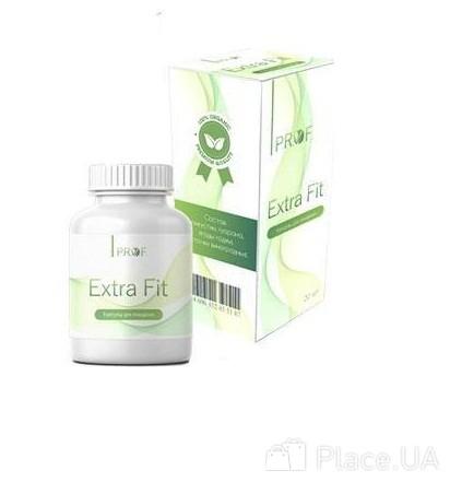 Капсулы для похудения PROF Extra Fit в Броварах