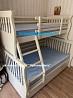 Двухъярусная деревянная кровать Джоната двоярусне ліжко Николаев