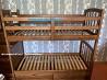 Кровать двухъярусная деревянная Форт, двоярусне (двоповерхове) ліжко доставка из г.Одесса