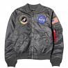 Летная куртка Alpha Industries NASA L-2B Flight Jacket доставка из г.Киев