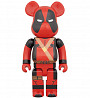 Bearbrick - Deadpool (дэдпул)