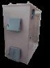 Твердотопливный пиролизный котел воздушного отопления Kfpv-150 от производителя доставка из г.Кременчуг