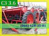 Сеялка СЗ зерновая в хорошем состоянии б/у приезжайте смотрите доставка из г.Днепр