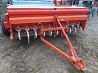 Сеялка анкерная на трактор 2, 6 м б/у Tume производство Финляндия доставка из г.Киев