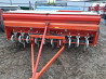 Тракторная навесная сеялка 2, 6 м б/у Tume производство Финляндия доставка из г.Киев