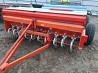 Анкерная зерновая сеялка 2, 6 м б/у Tume производство Финляндия доставка з м. Київ