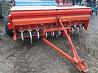 Сеялка зерновая навесная 2, 6 м б/у Tume производство Финляндия доставка из г.Киев