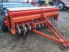 Навесная анкерная сеялка 2, 6 м б/у на трактор МТЗ Tume производство Финляндия доставка из г.Киев