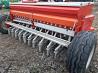 Сеялка зерновая 2, 6 м на трактор МТЗ б/у Tume производство Финляндия доставка из г.Киев