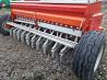 Механическая зерновая сеялка 2, 6 м б/у Tume производство Финляндия доставка из г.Киев