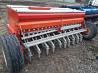 Навесная зерновая сеялка 2, 6 м б/у Tume производство Финляндия доставка из г.Киев