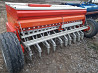 Зерновая анкерная сеялка 2, 6 м б/у Tume производство Финляндия доставка з м. Київ
