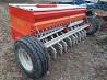 Сеялка навесная зерновая 2, 6 м б/у Tume производство Финляндия доставка из г.Киев