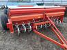 Зерновая навесная анкерная сеялка 2, 6 м б/у, Tume производство Финляндия доставка из г.Киев