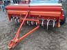 Зерновая анкерная навесная сеялка 2, 6 м б/у, Tume производство Финляндия доставка из г.Киев