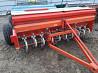 Зерновая тракторная навесная сеялка 2, 6 м б/у Tume производство Финляндия доставка из г.Киев