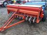 Зерновая механическая анкерная сеялка 2, 6 м б/у Tume производство Финляндия доставка из г.Киев
