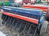 Сеялка зерновая 2, 5 м на трактор МТЗ б/у Nordsten Combi-matic производство Дания доставка из г.Киев