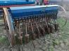 Тракторная навесная сеялка 2, 0 м на 17 рядов б/у производство Польша доставка з м. Київ