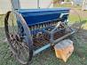 Навесная анкерная сеялка 2, 0 м на 17 рядов б/у на мини трактор производство Польша доставка з м. Київ