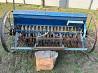 Сеялка зерновая 2, 0 м на 17 рядов на мини трактор б/у производство Польша доставка из г.Киев