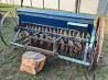 Механическая навесная сеялка 2, 0 м на 17 рядов б/у производство Польша доставка из г.Киев