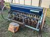 Механическая анкерная сеялка 2, 0 м на 17 рядов б/у производство Польша доставка из г.Киев