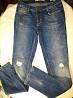 Рваные женские джинсы оригинал ZARA Киев