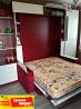 Кровать трансформер, встроенная кровать, откидная кровать доставка з м. Київ