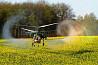 Авиаобработка сои гороха рапса нута вертолетами дельтапланами самолетами Николаев