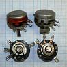 Резисторы переменные (потенциометры) непроволочные СП1, СП3, СП4 доставка з м. Одеса