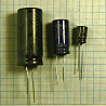Конденсаторы электролитические вертикальные (в том числе l.esr) 330…1000 мкф 6.3…450 вольт доставка з м. Одеса