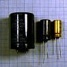 Конденсаторы электролитические вертикальные (в том числе l.esr) 1200…22000 мкф 6.3…250 вольт доставка з м. Одеса
