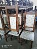 Стулья б/у банкетные деревянные с мягкими сидениями доставка из г.Киев