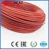 Тёплый пол 100 метров 12 К. 33 Ом/ 3 мм силиконовое покрытие из углеродного волокна кабель нагрева. Дубно