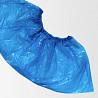 Бахилы полиэтиленовые синие 2, 2 г. (50 пар) Киев