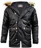 Куртка аляска Top Gun N-3B Parka доставка з м. Луцьк