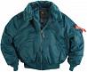 Льотна куртка B-15 Alpha Industries доставка з м. Луцьк