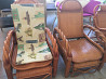 Элитное кресло-шезлонг для отдыха Дипломат Днепр