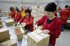 Комплектовщица на склад (без опыта) Киев