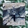 Cрібний кулон - оберіг «грифон охоронець» Київ