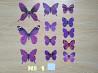 Бабочки №1 декор на холодильник доставка з м. Київ